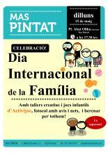 Cartell Dia Internacional Família 2017